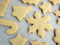 Simple sugar cookie
