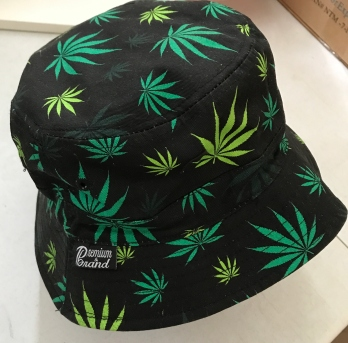 mj bucket hat black 1
