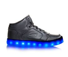 sketchers light up shoe warning