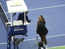 serena williams carlos ramos us open 2018