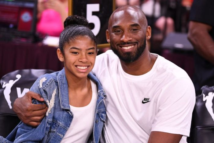 kobe and gianna bryant